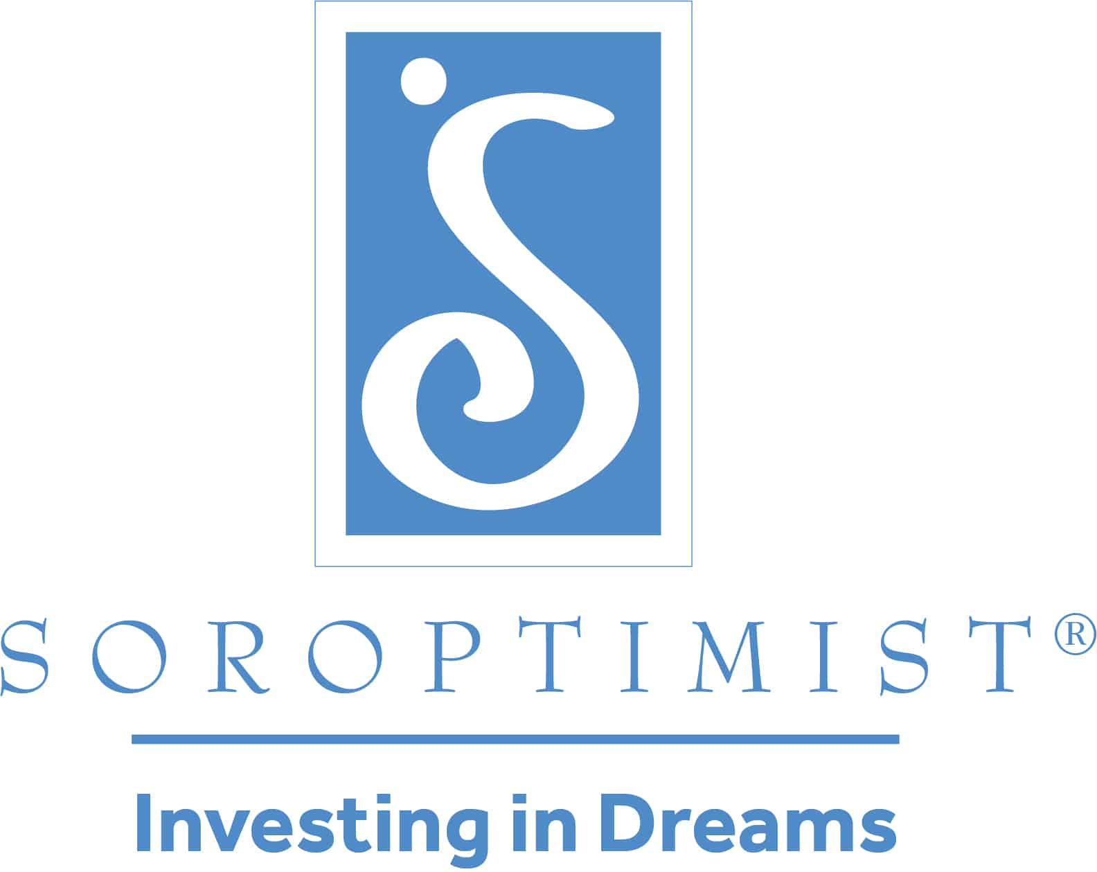 Soroptimist Logo and Tag Line