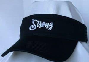 Black Visor - Strong